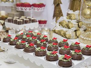 Doces para casamento, doces para aniversário infantil