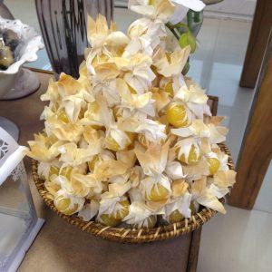 doces de casamento São José dos Campos trouxinhas de abacaxi com coco 003