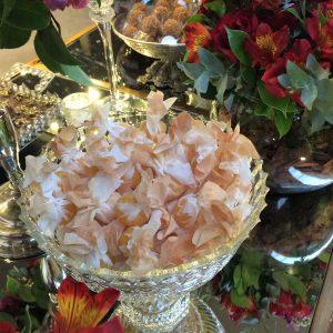 doces de casamento São José dos Campos trouxinhas de abacaxi com coco 005