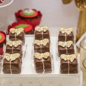 doces para casamento São José dos Campos brownies trufados presente