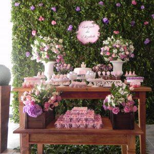 doces para casamento São José dos Campos mesa de batizado 001