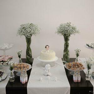 doces para casamento São José dos Campos mesa de batizado 003