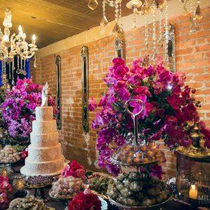 doces para casamento São José dos Campos mesa de casamento 001
