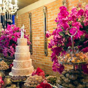 doces para casamento São José dos Campos mesa de casamento 003