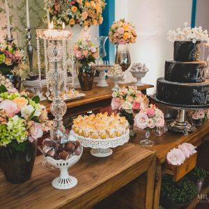 doces para casamento São José dos Campos mesa de casamento 006