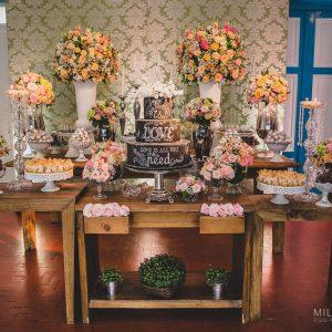 doces para casamento São José dos Campos mesa de casamento 007
