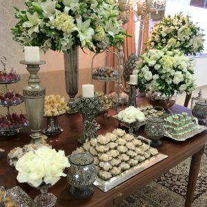 doces para casamento São José dos Campos mesa de casamento 009