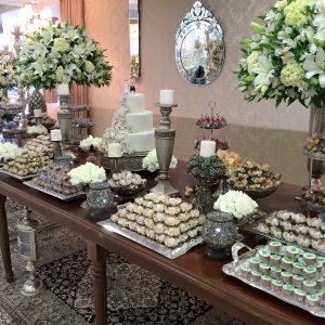 doces para casamento São José dos Campos mesa de casamento 010