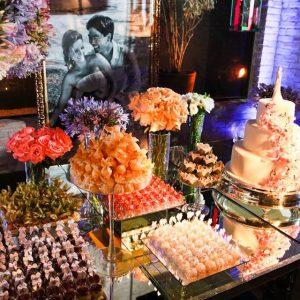 doces para casamento São José dos Campos mesa de casamento 017