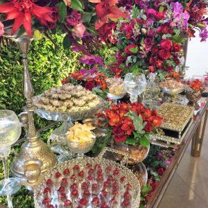 doces para casamento São José dos Campos mesa de casamento 019