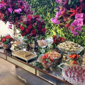 doces para casamento São José dos Campos mesa de casamento 021
