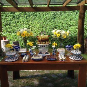 doces para casamento São José dos Campos mesa de casamento 024