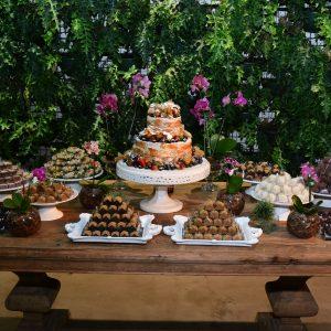 doces para casamento São José dos Campos mesa de casamento 029