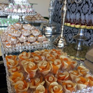doces para casamento São José dos Campos mesa de casamento 030