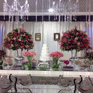 doces para casamento São José dos Campos mesa de casamento 031