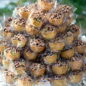 doces para casamento São José dos Campos tartelette de limão