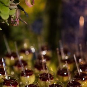 doces para casamento São José dos Campos verrine creme de pistache com framboesas 1