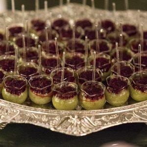doces para casamento São José dos Campos verrine creme de pistache com framboesas 4